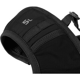 asics Running Backpack, performance black